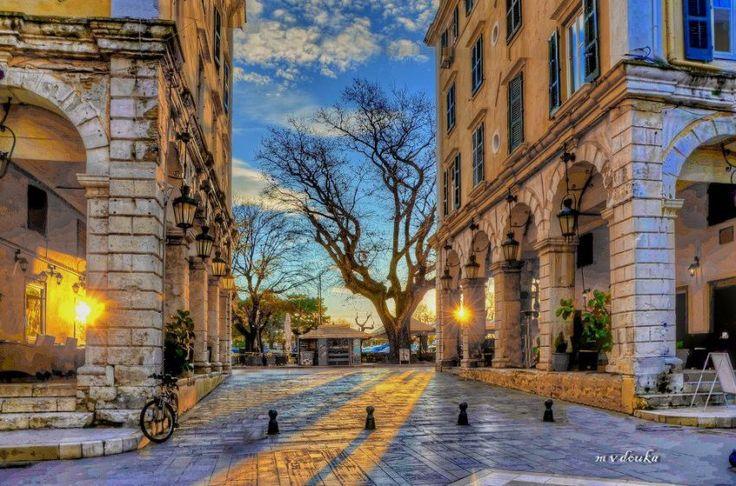 Κέρκυρα, Flickr, Φωτογράφος m v douka, #Corfu Greece #checkin #trivago