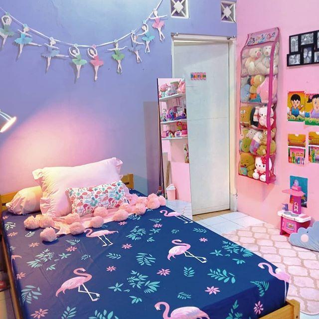 Image May Contain Bedroom And Indoor Bedroom Kamaranak Kamarcewek Kamaranakcewek Kamarpink B Ide Kamar Tidur Ide Dekorasi Kamar Ide Dekorasi Kamar Tidur Pink luxury unicorn room kamar