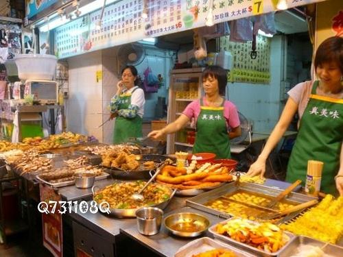 Snacks: Curry Fishball 咖哩魚蛋旺角