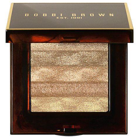 Buy Bobbi Brown Copper Diamond Shimmer Brick Online at johnlewis.com