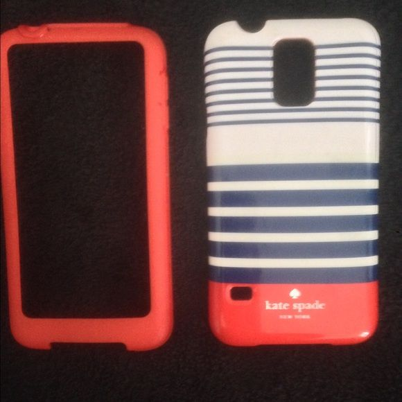 Kate Spade Samsung Galaxy s5 Case Brand New. Very Protective Case kate spade Accessories Phone Cases
