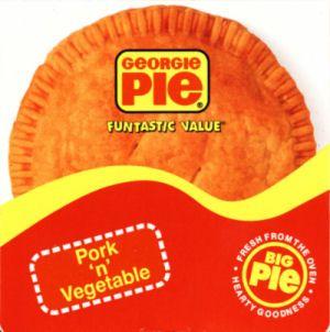 georgie pie..good times.
