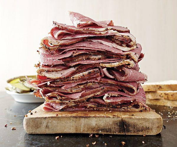 The guys behind Wise Sons deli share their recipe for tender, smoky homemade pastrami.