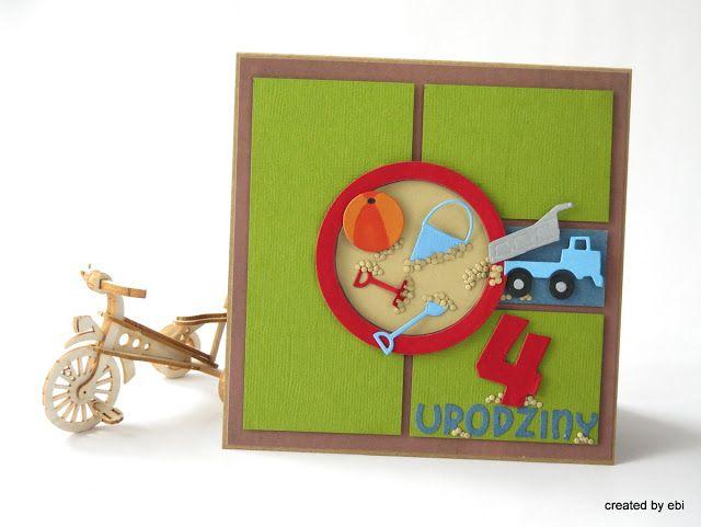created by ebi: Urodzinowy plac zabaw