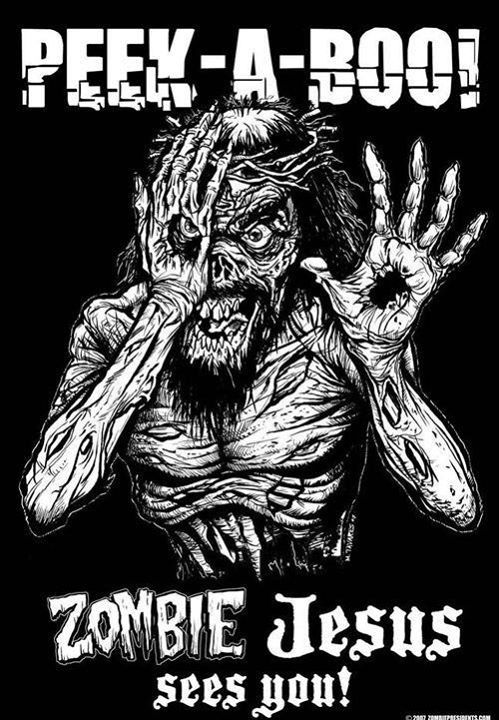 43 Best Zombie Jesus Collection Images On Pinterest