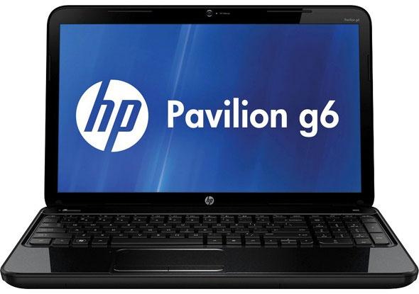 HP Pavilion g6-2210us 15.6-Inch Laptop (Black)