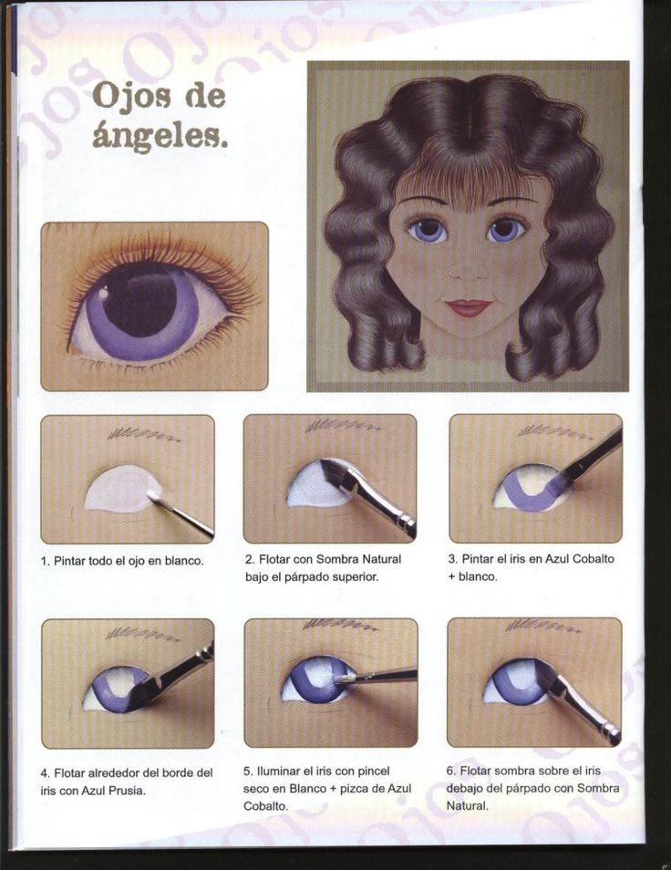 Esta entrada está dedicada a una de las seguidoras del blog, que en un comentarío me pidió, que si podía poner un tutorial para aprender a pintar los ojos. Espero que os sirva de ayuda. Un saludo. …