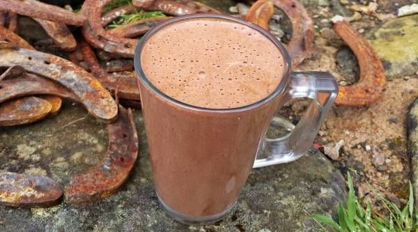 The Ultimate DIY Pre-Workout Shake