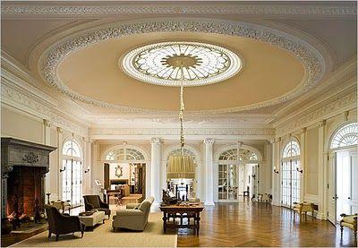 Astor Court, Stanford White, Architect for J.J. Astor IV,  Rhinebeck, NY