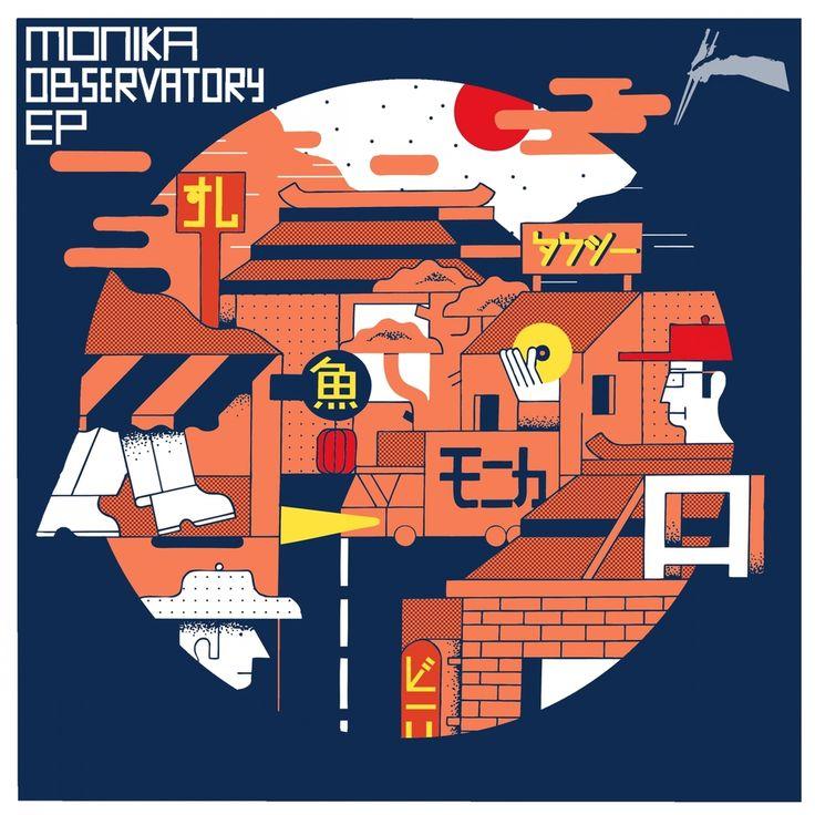 Observatory — Monika.