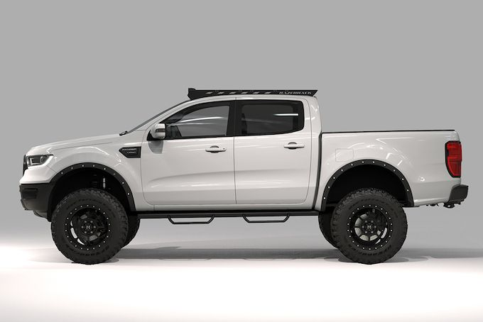 The 2019 Ford Ranger Maxlider Edition 4x4 Was Built To Conquer