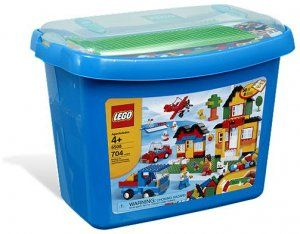 5508 LEGO Deluxe Brick Box - LEGO Bricks & More is now available on KidzChoice.