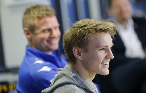 Martin Odegaard, a Prodigy Wanted by All, Lands in Madrid - NYTimes.com
