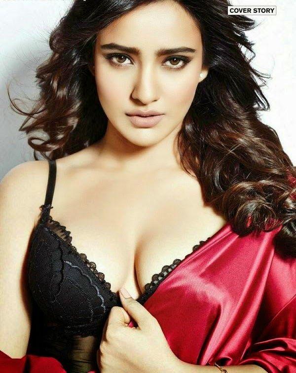 Neha Sharma Hot Photoshoot for FHM August 2014