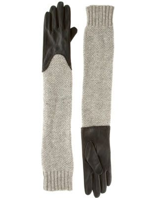 Yeah I know the Vegas summer is upon us but I can still make sick wool and leather gloves inspired by these babies from asos for next winter!