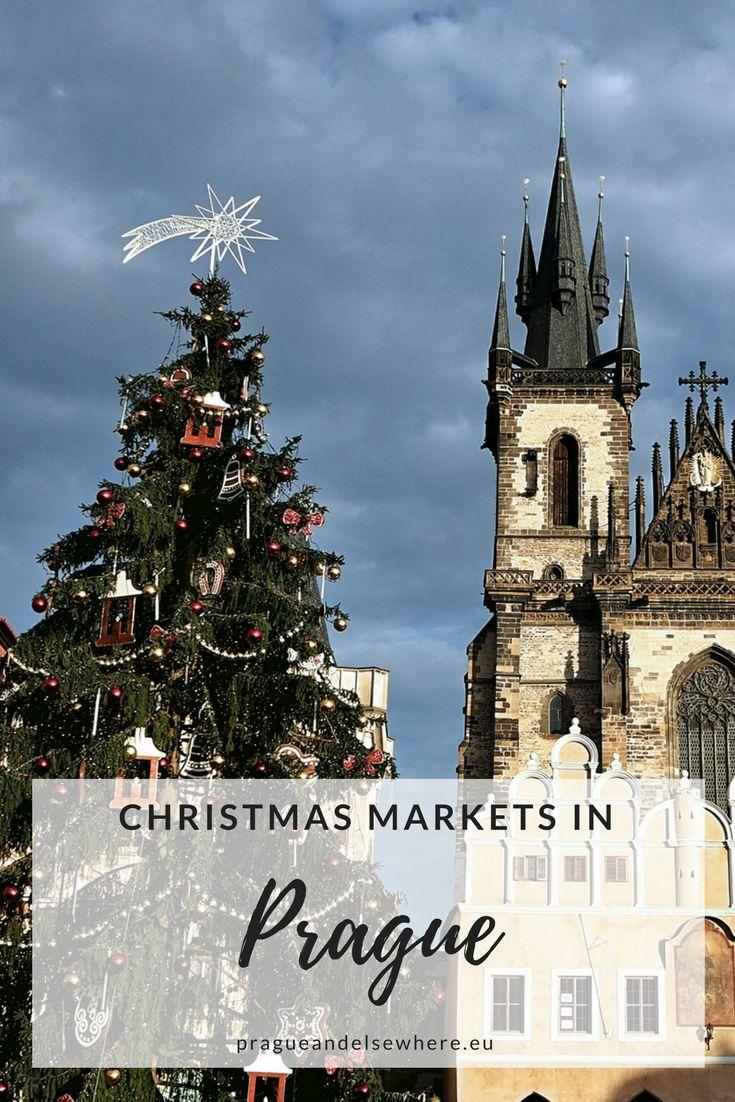 List of Christmas Markets in Prague, Czech Republic