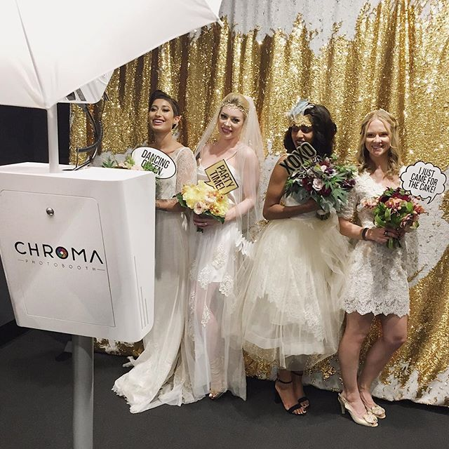 Such a gorgeous event at California's first Cannabis Wedding Expo! ✨ Thank you @loveandmarij for having us! We can't wait next year again! . . . . . . #chromaphotobooth #booth #eventplanning #photobooth #cannabisexpo #sanfranciscoevents #events #cannabride #cannabis #weed  #background #fabulous #love #party #beautiful #eventmarketing #socialmedia #flowers #dream #smile #entertainment #professional #props #eventplanner #evedeso #eventdesignsource - posted by Chroma Photobooth…