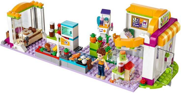LEGO Friends 41118 - Heartlake Supermarket | da www.giocovisione.com #lego #legofriends #legofriends2016