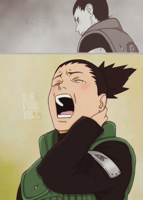 Shikamaru   Anime and ...