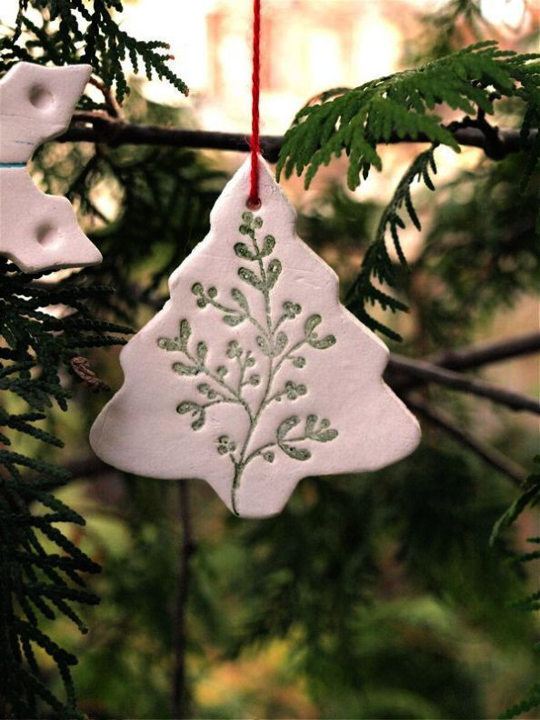 Christmas Tree Shop Near Me Following Christmas Tree Ornaments Diy Christmas Clay Clay Christmas Decorations Diy Christmas Ornaments