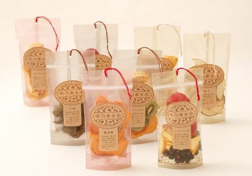 japanese dried fruits