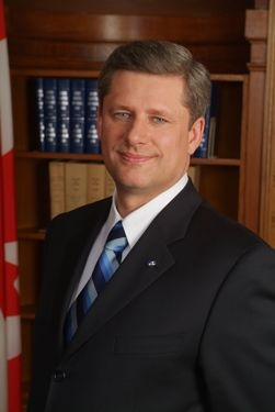 Stephen Harper, Conservative Prime Minister of Canada
