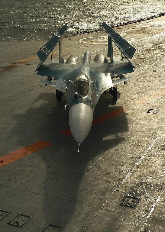 Russian Su-33