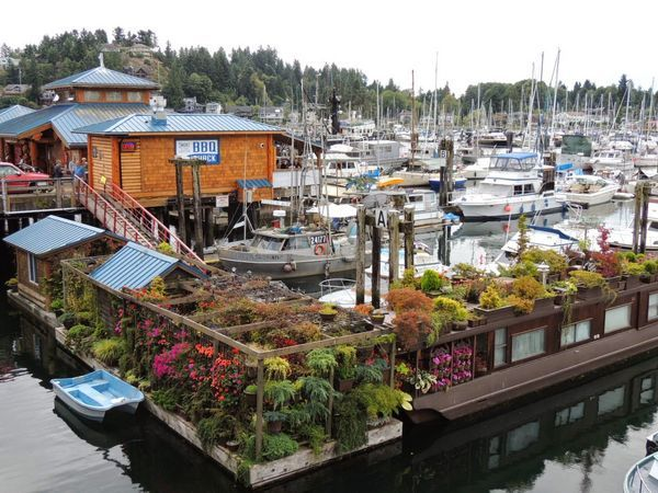 Gibsons, seaside village on British Columbia's Sunshine Coast, worth the side trip | OregonLive.com