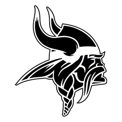 Minnesota Vikings Vinyl Decals Minnesota Vikings Nfl Die