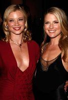Ali Larter and Amy Smart