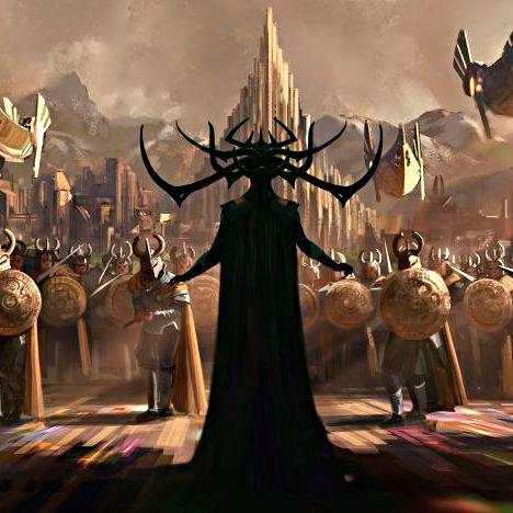 Marvel: Marvel Studios Confirms Stellar New Cast Members of the Highly Anticipated 'Thor: Ragnarok'. Link: http://marvel.com/news/movies/26203/marvel_studios_confirms_stellar_new_cast_members_of_the_highly_anticipated_thor_ragnarok