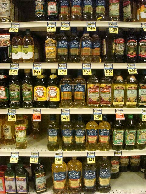 Tips on cooking with olive oils