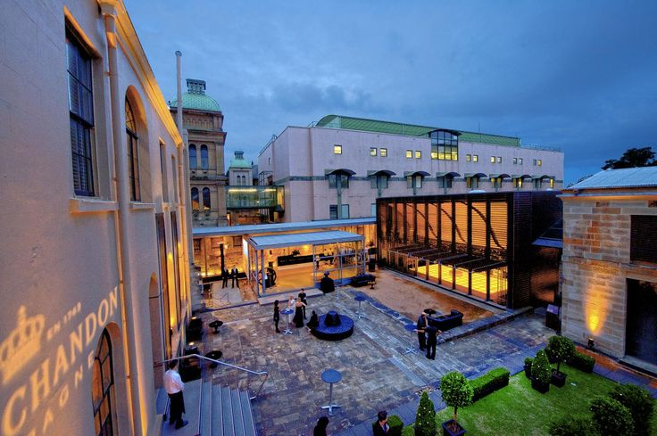 The Mint Courtyard, Auditorium & Bar