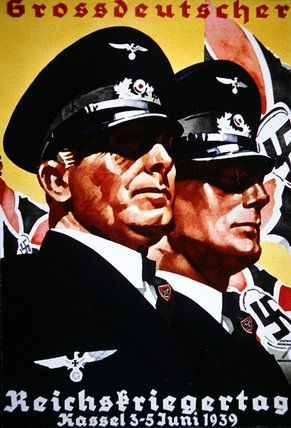 Vintage posters   classic posters   advertising posters   Nazi Germany