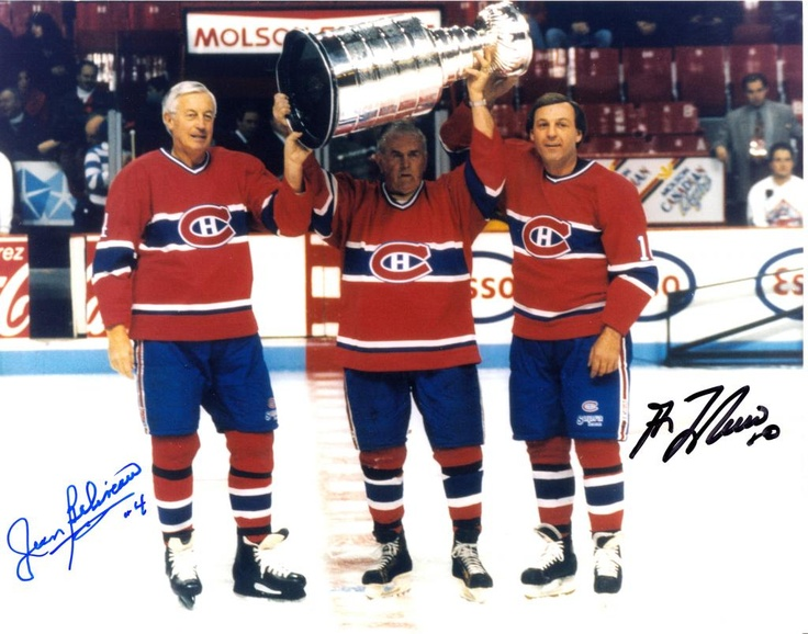 Beliveau, Richard & Lafleur