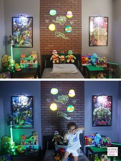 Best 25+ Ninja turtle bedroom ideas on Pinterest | Ninja turtle ...