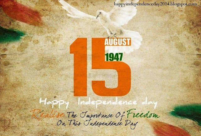 15 August Independence Day India SMS, Quotes in Hindi