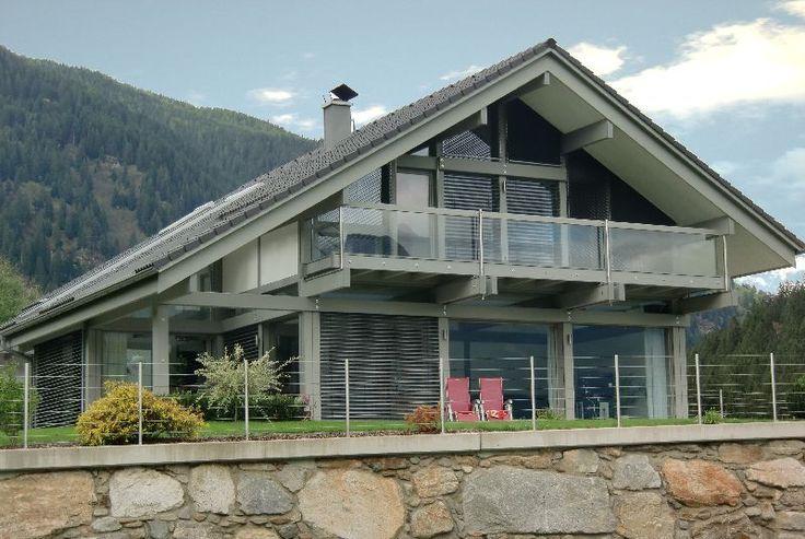 Design holzhaus  Tirolia Blockhaus Holzhaus Design | Holzhaus | Pinterest ...