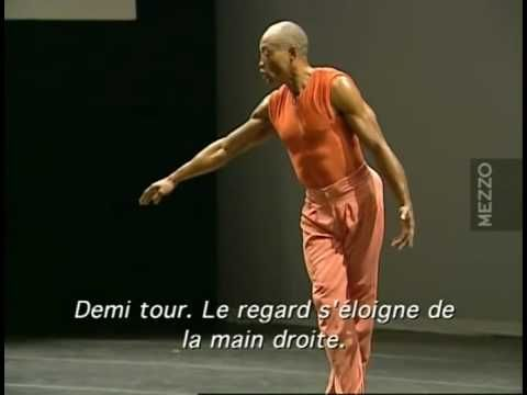 Bill T. Jones-one of my all time favorite dancers. Fantastic!! This makes me cry.