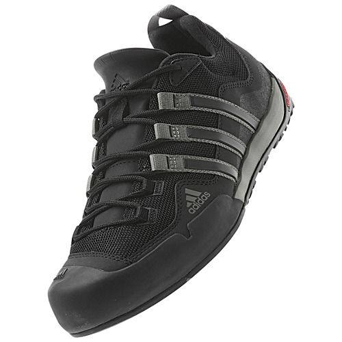 image: adidas Terrex Swift Solo Shoes Q21051