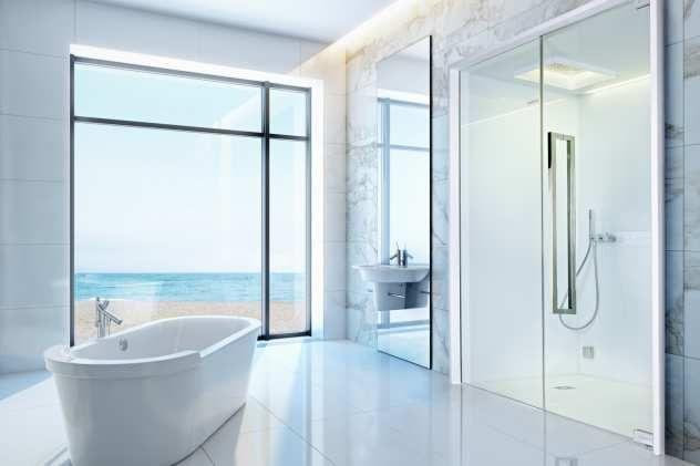 110 best badezimmer ideen f r die badgestaltung images on - Ideen fa r badgestaltung ...