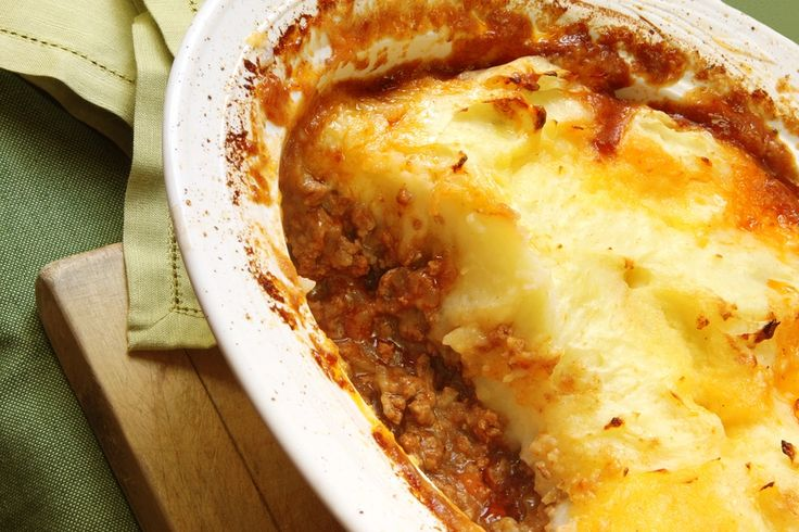 Slowcooker Shepherds Pie