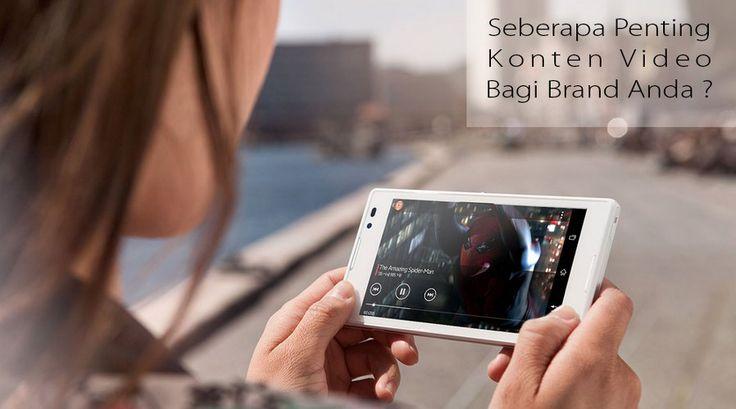 #NewBlogPost #DigitalMarketing #ContentMarketing #DigitalAgencyIndonesia Seberapa penting kah konten video bagi upaya melakukan digital marekting untuk brand Anda. http://www.krona.cc
