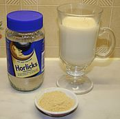 "Malted milk, what is it? Wikipedia will tell us! What makes a malt milkshake ""malt?"" Well, it is malted milk, that's what!"