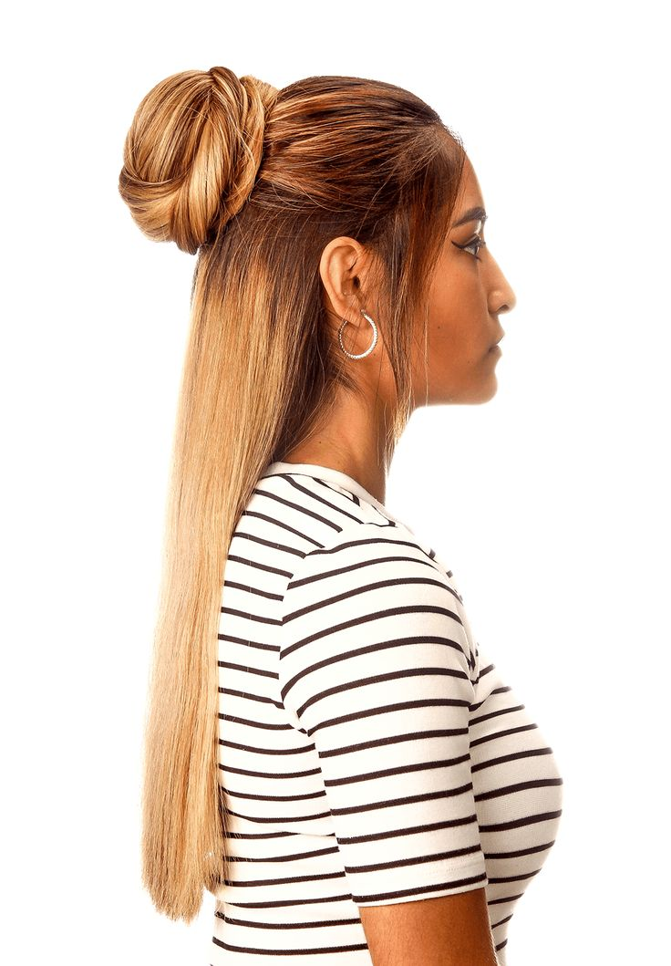 20 Darn Cool Ponytail Hairstyles Easy Messy Buns