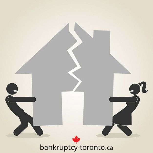 filing joint application divorce ontario