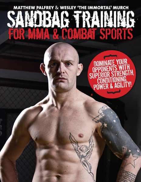 This workout comes from Sandbag Training For MMA & Combat Sports but it's suitable for anyone that wants to develop their athletic performance.
