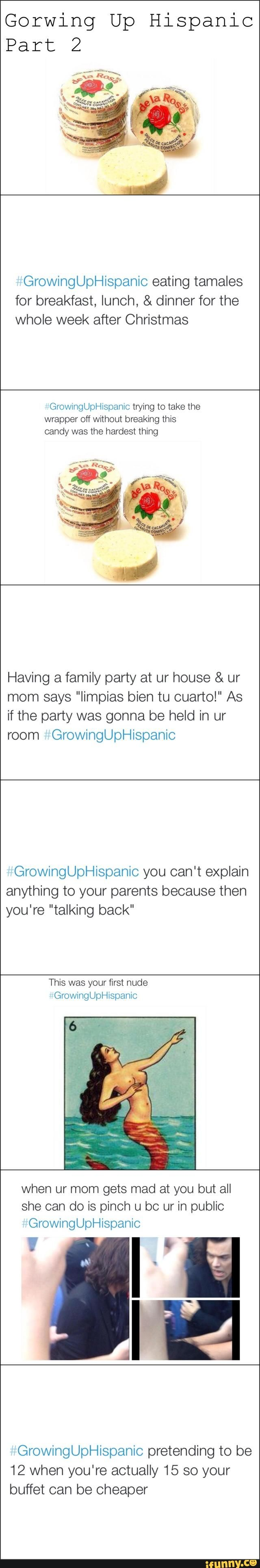 hispanic, growing, up, lol