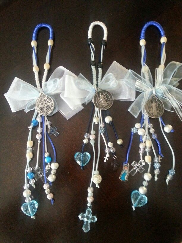 Baptism favors. ..