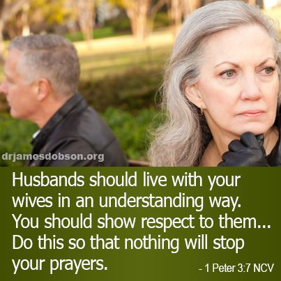 genuine husband in an understanding way